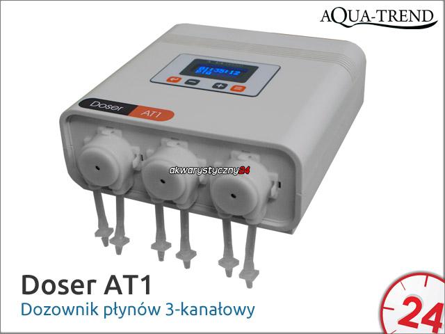 Aqua-Trend Doser AT-1 Plus | Dozownik automatyczny trzykanałowy