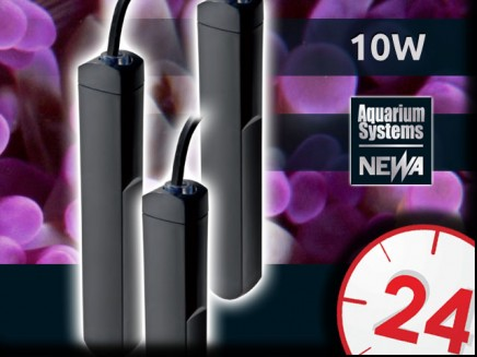 AQUARIUM SYSTEMS Newattino P 10W - Polimerowa grzałka z termoregulatorem