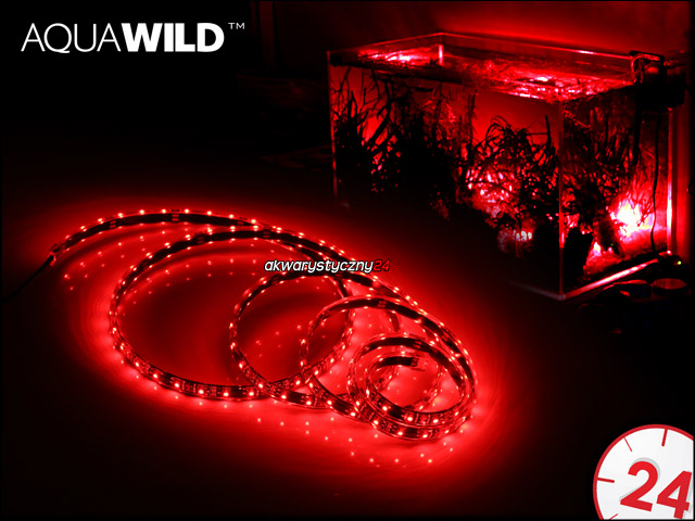 Aquawild Moon Led Czerwony 2m Akwarystyczny24