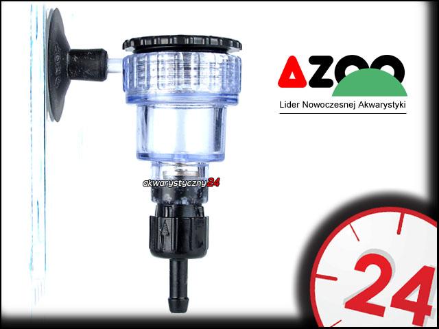AZOO CO2 DIFFUSER 300 3in1 - Dyfuzor CO2 z licznikiem bąbelków i zaworkiem zwrotnym.