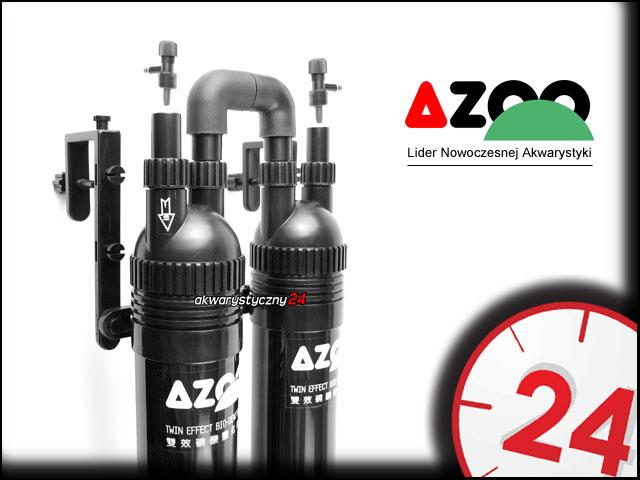 AZOO TWIN EFFECT BIO-DENITRATOR - Filtr denitryfikacyjny do redukcji azotanów.