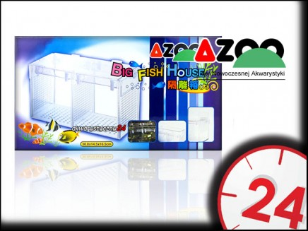 AZOO BIG FISH HOUSE - Du�y inkubator dla ryb