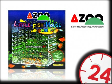 AZOO LITTLE FISH HOUSE - Mały inkubator dla ryb