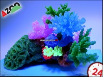 AZOO GLOWLIGHT CORAL (L) BLUE (AZ27104)