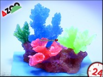 AZOO GLOWLIGHT CORAL (S) BLUE (AZ27112)