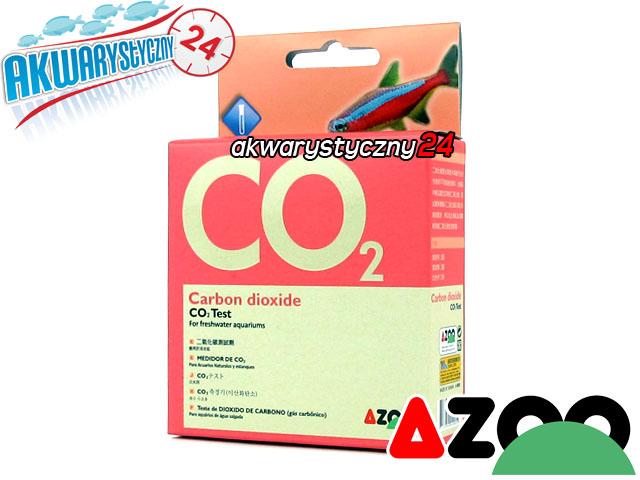 AZOO CO2 TEST