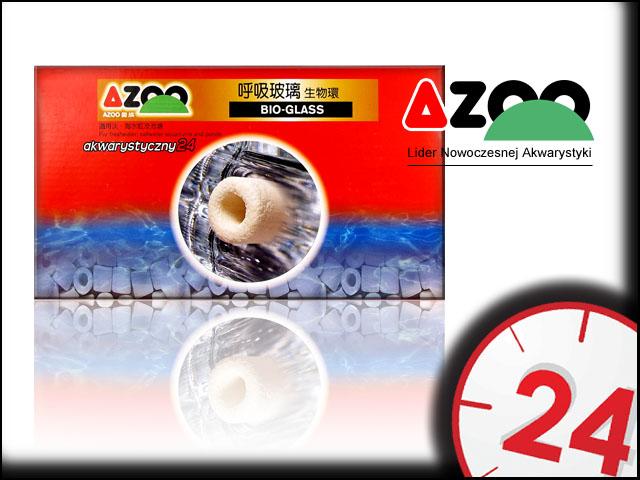 AZOO BIO-GLASS 0,5L | Szklana ceramika umożliwiająca filtrację tlenową i beztlenową
