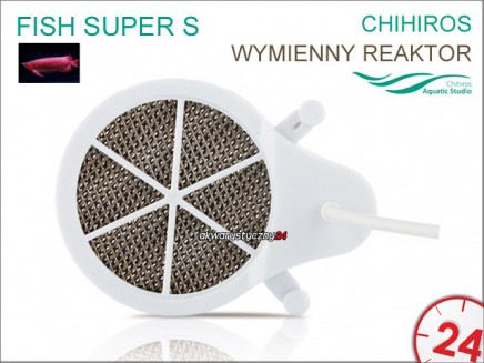 CHIHIROS Wymienny reaktor do Doctor Fish SUPER S