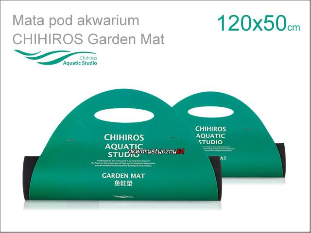 Chihiros Garden Mat 120x50cm | Podkładka pod akwarium najwyższej jakości.