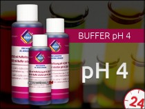 DRAK Buffer pH 4 (20°C) 50 ml - Płyn do kalibracji sond pH