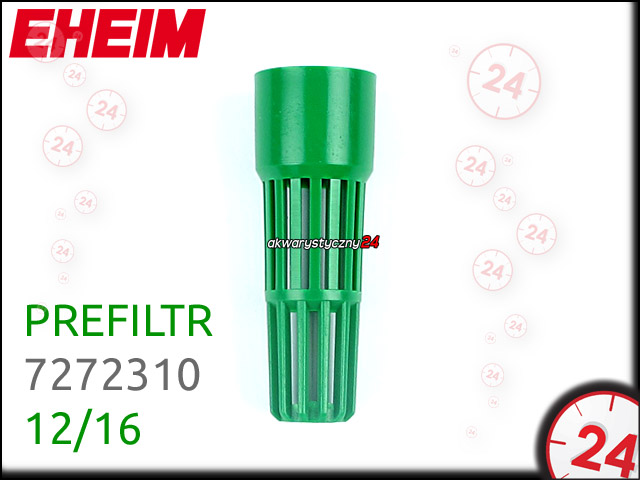 EHEIM Prefiltr na wlot filtra 12/16 7272310