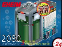 EHEIM PROFESSIONEL 3 2080 + 12L AZOO ACTIVE FILTER 4in1