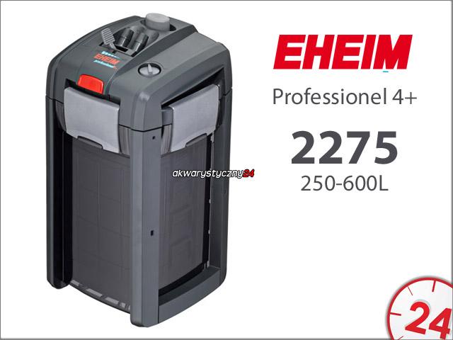 EHEIM PROFESSIONEL 4+ 2275 | Filtr zewnętrzny do akwarium 240-600l
