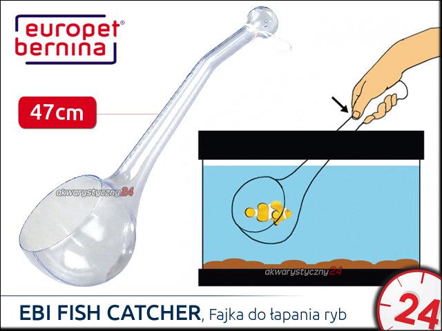 EBI FISH CATCHER Fajka do łapania ryb 43cm [215-102503]