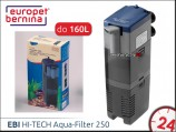 EBI HI-TECH Aqua-Filter 250 [261-111161] | Filtr wewn�trzny do akwarium 80-160L