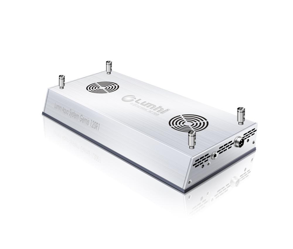 LUMINI (Uszkodzony 1) GEMIS 120R1 (LUMGE120R1) - Profesjonalne oświetlenie rafowe 120W