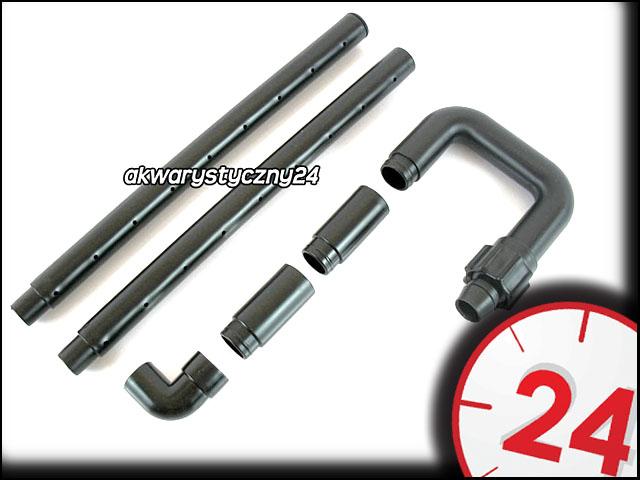 JBL OUTSET SPRAY 16/22 mm - Wylot filtra (deszczownica) z kolankiem