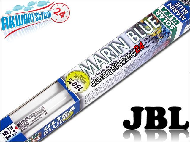 JBL MARIN BLUE T5 74cm(742mm), 35W SOLAR ULTRA - Świetlówka T5 do akwarium morskiego