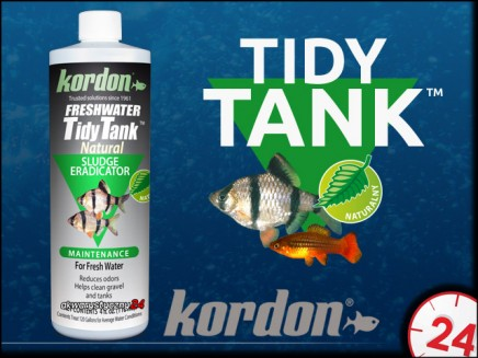 KORDON TIDY TANK FRESHWATER 118ml