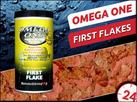 OMEGA ONE FIRST FLAKES 28g