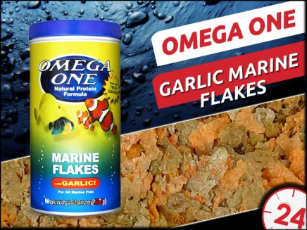 OMEGA ONE GARLIC MARINE FLAKES 148g