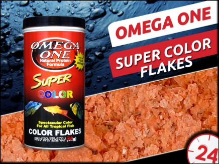 OMEGA ONE SUPER COLOR FLAKES 12g