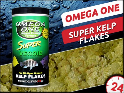 OMEGA ONE SUPER KELP FLAKES 62g