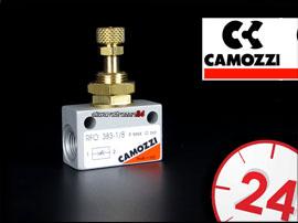 400N - Zestaw Co2 bez butli z dodatkowym zaworekiem precyzyjnym