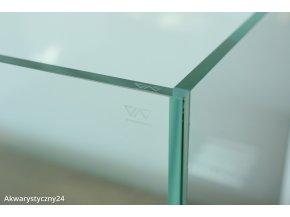 VIV Akwarium 120x50x50cm [300l] 12mm - Wysokiej jakości akwarium z super transparentnego szkła