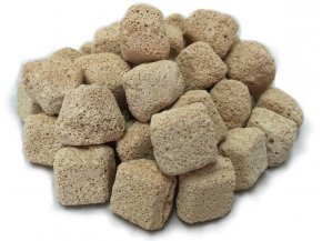 BRIGHTWELL AQUATICS Xport NO3 Cubes (XPCubeN250) - Ultraporowate, biologiczne medium filtracyjne w kształcie kostek wzbogacone o siarkę elementarną.