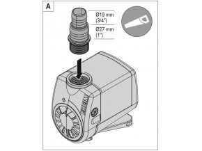 EHEIM compactON 3000 (1031220) - Pompa obiegowa do akwarium