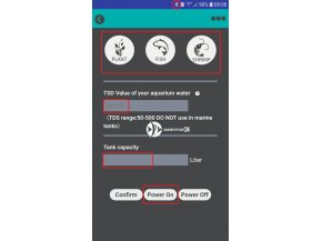 CHIHIROS Doctor 3in1 Bluetooth Edition (330-31273) - Jonizator z Bluetooth do akwariów słodkowodnych dla roślin, ryb i krewetek