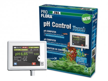 JBL ProFlora pH-Control Touch | Komputer do pomiaru i sterowania do kontroli CO2/pH