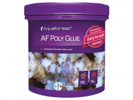 Aquaforest AF Poly Glue 600ml | Polimerowy klej do klejenia koralowców.