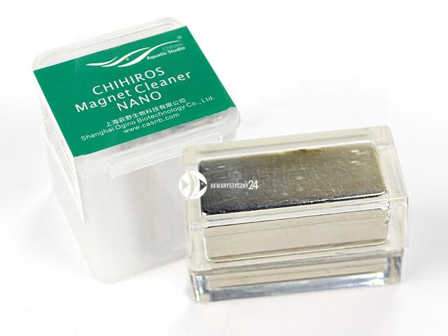 CHIHIROS Magnet Cleaner Nano | Czyścik magnetyczny do szyby 8-10mm