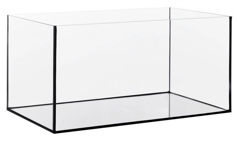 Diversa Akwarium prostokątne 80x40x40cm [128l] | Zaprojektowane i produkowane z troską o bezpieczeństwo.