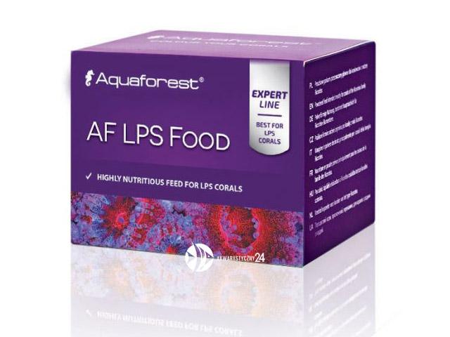 Aquaforest LPS Food 30g | Pokarm w granulkach dla koralowców LPS