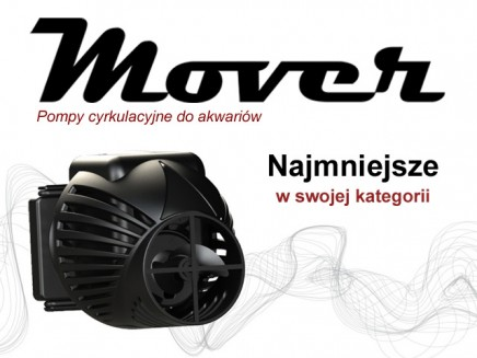 Pompy cyrkulacyjne MOVER, Made in Italy!