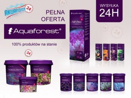 Produkty Aquaforest w ofercie.