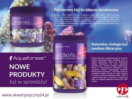 Nowe produkty Aquaforest