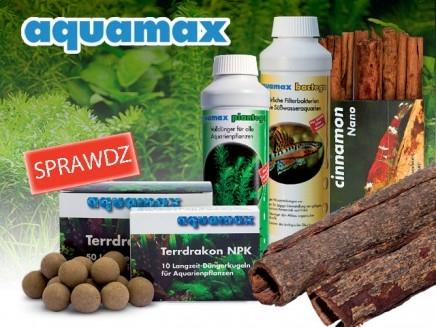 NOWOŚĆ W SKLEPIE - Niemieckie produkty AQUAMAX!