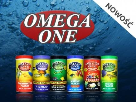 Nowe pokarmy OMEGA ONE w naszej ofercie!