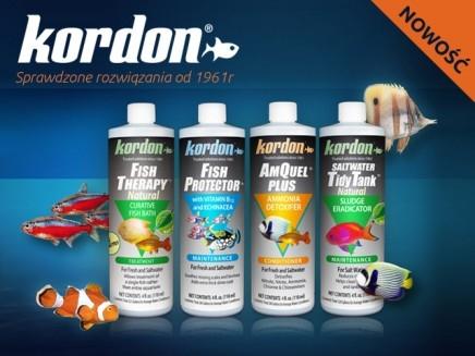 Nowe, renomowane produkty KORDON w naszej ofercie.