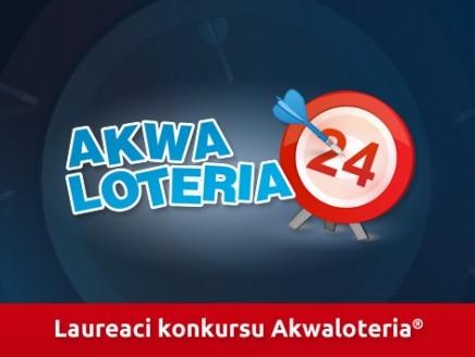 Zwycięzcy konkursu Akwaloteria® za mies. Sierpień 2014r
