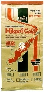 HIKARI Gold (02189) - Pływający pokarm dla ryb stawowych