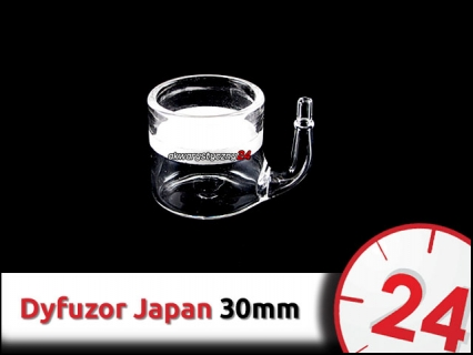 SZKLANY DYFUZOR CO2 (Japan) 30mm