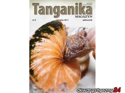 Tanganika Magazyn Magazyn nr.9 - Półrocznik o biotopie Tanganika.