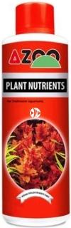 AZOO Plant Nutrients (AZ11005) - Kompletny, podstawowy nawóz do akwarium z małą do średniej ilością światła.