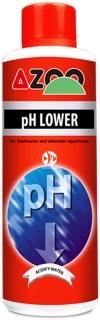 AZOO pH Lower (AZ17026) - Bezpieczny preparat do obniżania pH w akwarium