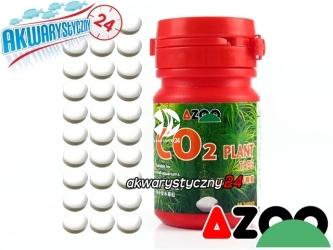 AZOO CO2 PLANT 30szt. - CO2 i pierwiastki śladowe dla roślin akwariowych.